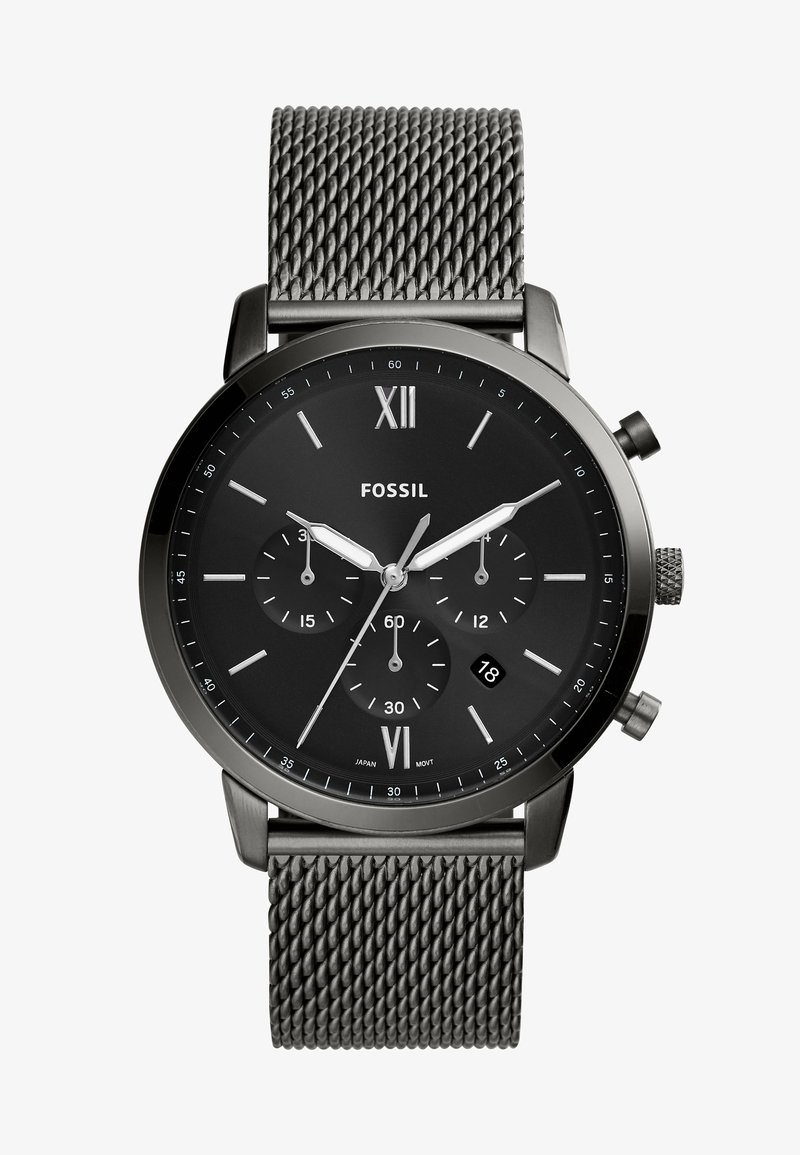 Fossil - NEUTRA - Chronograph watch - smoke