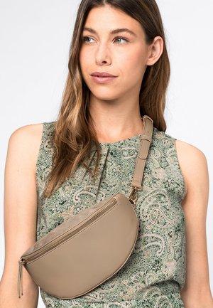 Bum bag - camel