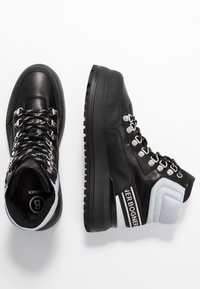 Bogner - ANTWERP - Boots à talons - black/silver - 3