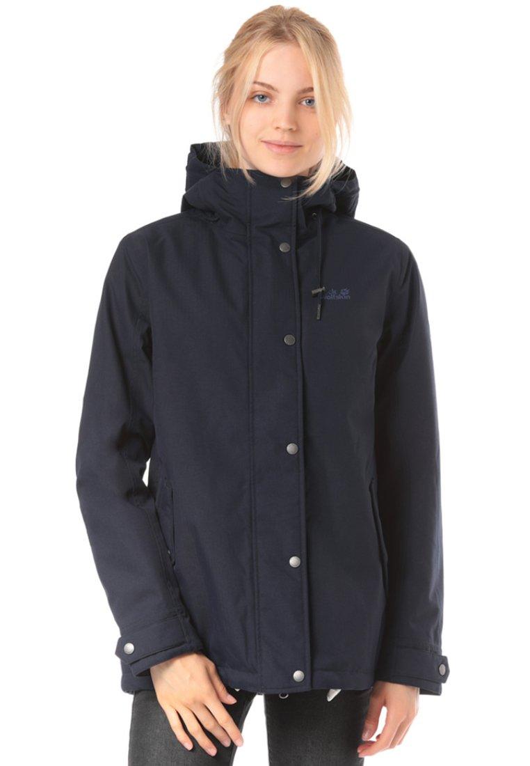 Jack Wolfskin - Waterproof jacket - blue