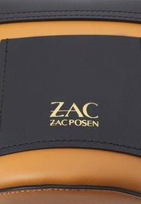 ZAC Zac Posen - BELAY MINI CROSSBODY - Across body bag - black - 5