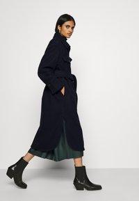 Weekday - BOEL COAT - Classic coat - navy - 3