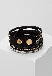 sweet deluxe - WANDA - Bracelet - black/gold-coloured - 2