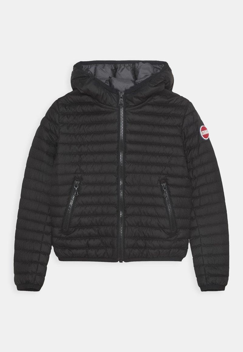 Colmar Originals - LIGHTWEIGHT JACKETS UNISEX - Down jacket - black spike