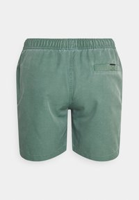 Björn Borg - SHELDON SHORTS - Swimming shorts - duck green