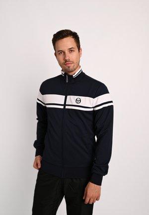 DAMARINDO - Training jacket - navy/white