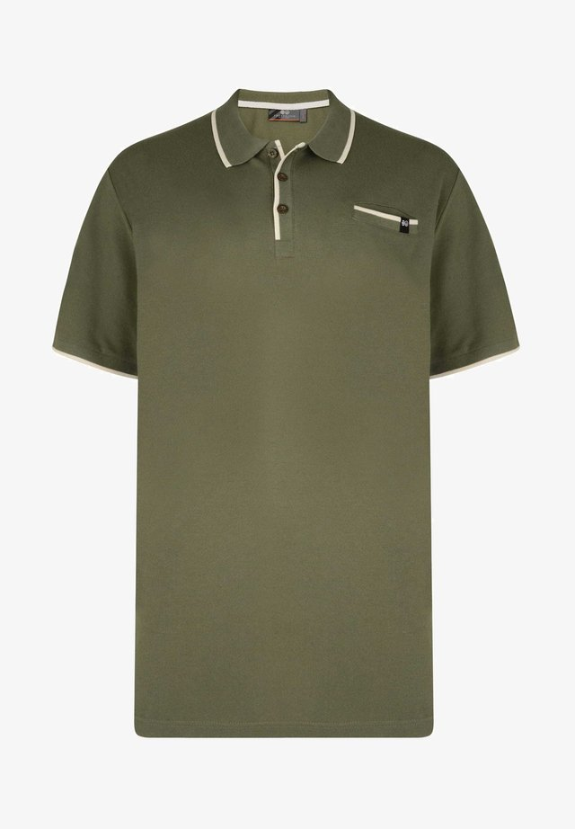 CROSSHATCH  - Polo shirt - green