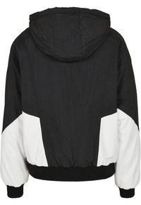 Urban Classics - Bomber Jacket - black/white - 6