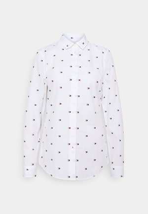 FELICIA REGULAR - Button-down blouse - white