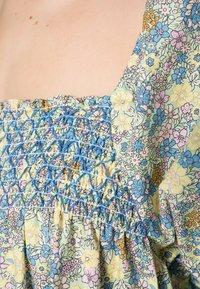 Résumé - EILEEN DRESS - Denní šaty - pastel green - 4