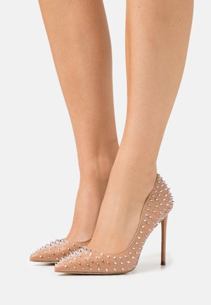VALA - High Heel Pumps - clear