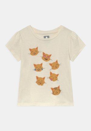 TODDLER GIRL - T-shirts print - white