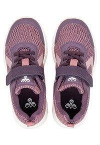 Hummel - ACTUS ML JR - Sneakers - dunkellila - 3