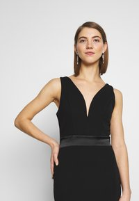 WAL G. - BAND MAXI DRESS - Occasion wear - black - 3