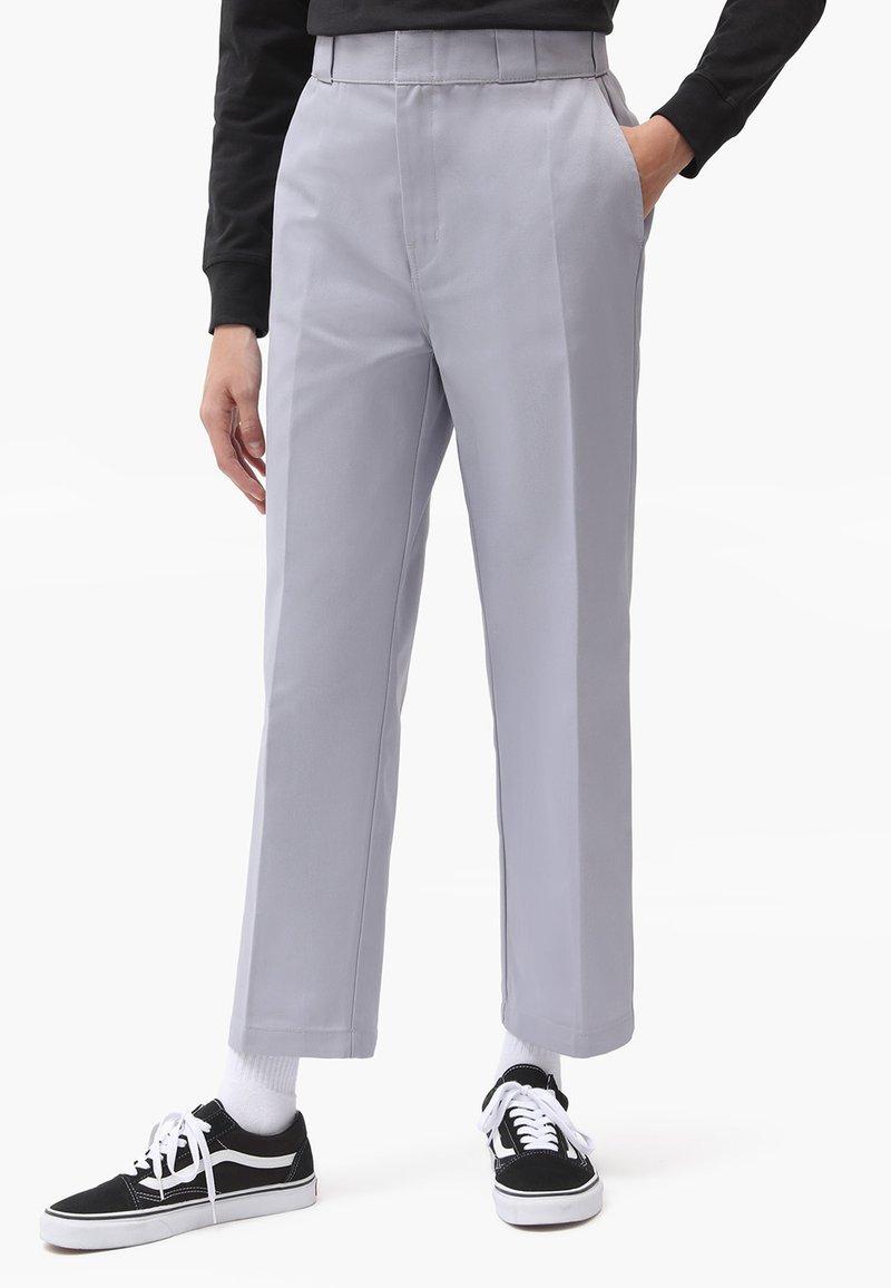 Dickies - 874 CROPPED PANTS - Bukser - lilac gray