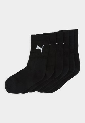 SPORT JUNIOR  6 PACK - Calcetines - black