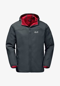 Jack Wolfskin - NORTHERN POINT - Outdoor jacket - ebony - 2