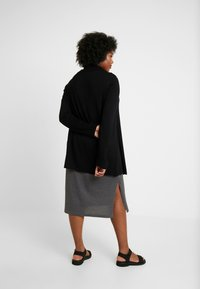 Twintip Plus - Strikjakke /Cardigans - black - 2