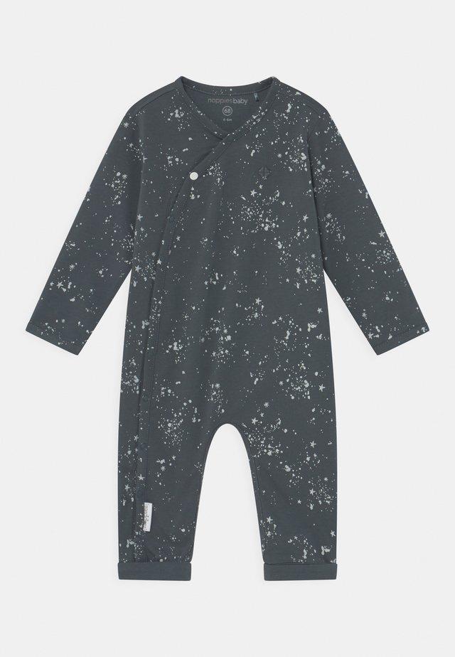 BABY PLAYSUIT NOORVIK - Pyjama - dark slate