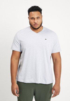 Basic T-shirt - light grey