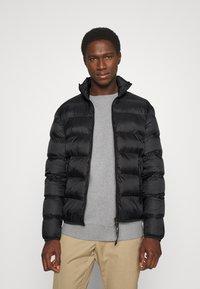 Marc O'Polo - JACKET REGULAR FIT - Light jacket - black - 0