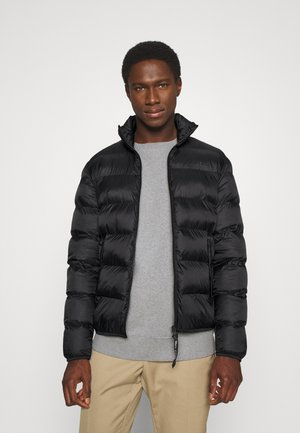 JACKET REGULAR FIT - Light jacket - black