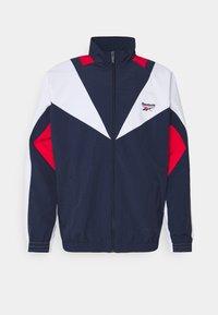 Reebok Classic - TWIN VECTOR - Summer jacket - dark blue - 0