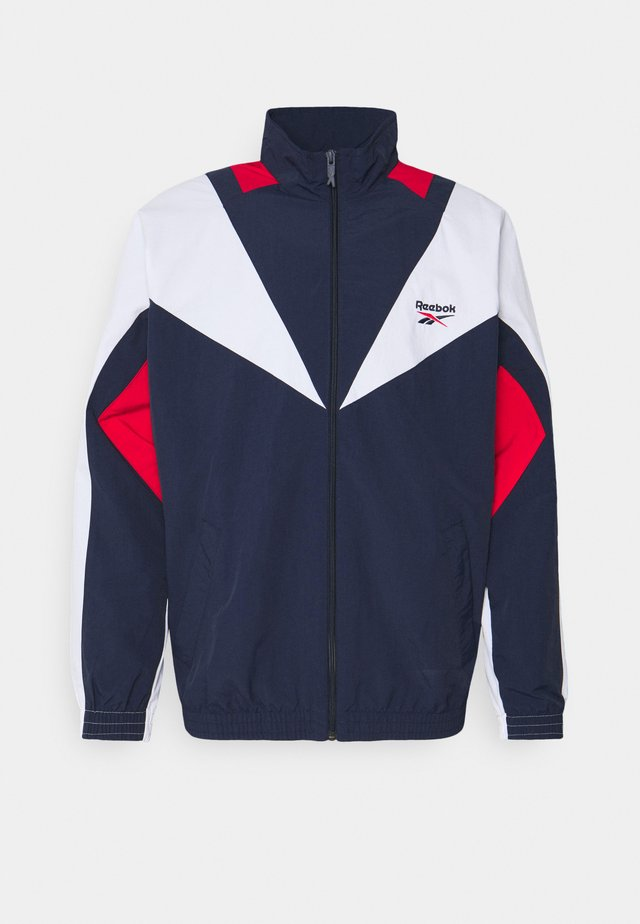 TWIN VECTOR - Summer jacket - dark blue