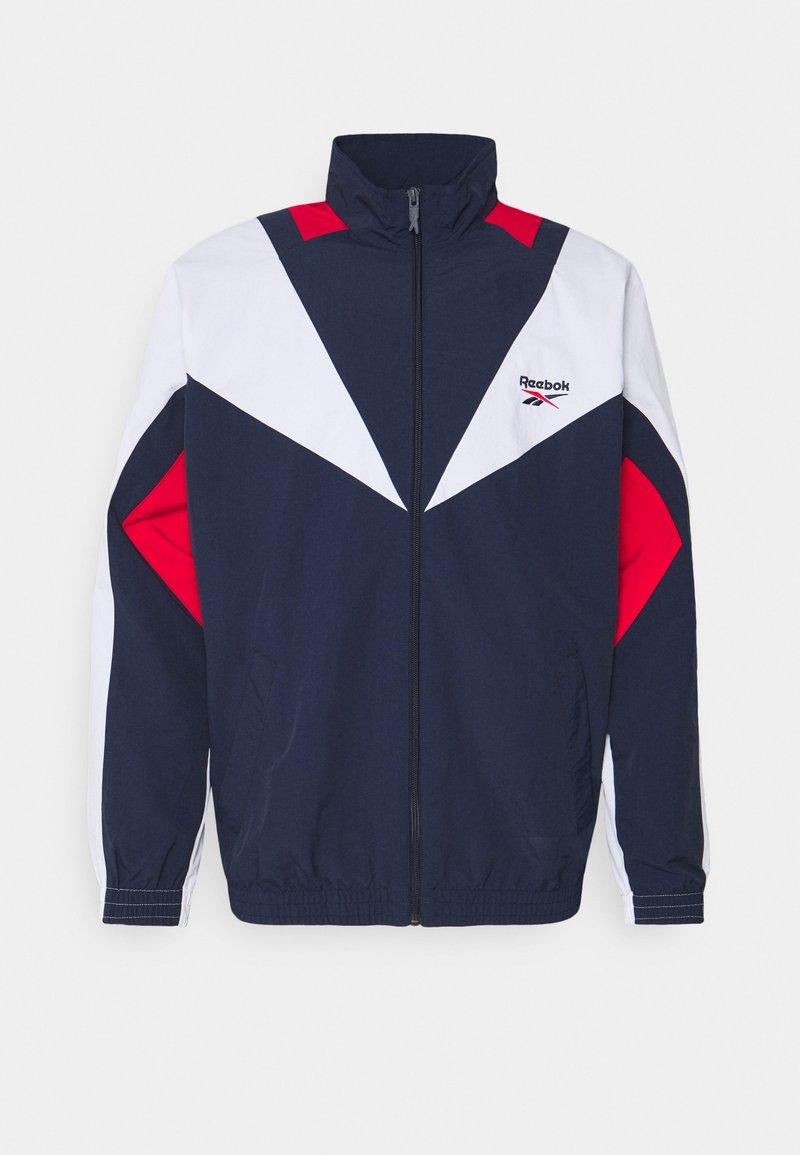 Reebok Classic - TWIN VECTOR - Summer jacket - dark blue