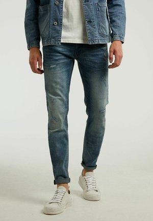 EGO VANN - Slim fit jeans - blue