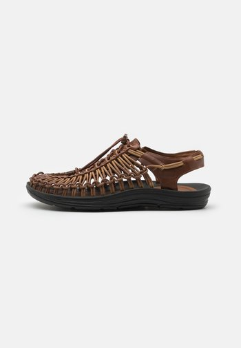 UNEEK PREMIUM  - Sandals - brown