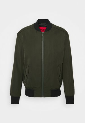 BORIS - Bomber Jacket - dark green