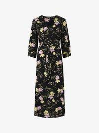 Pieces - PCBRENNA ANKLE DRESS - Maxi dress - black - 0