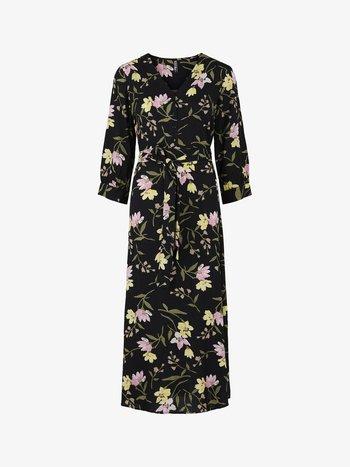 PCBRENNA ANKLE DRESS - Maxiklänning - black