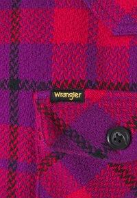 Wrangler - WESTERN JACKET - Summer jacket - ultraviolet - 2