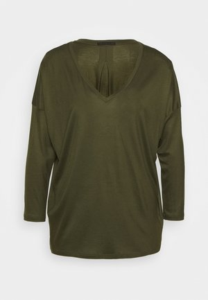 VENJA - Long sleeved top - grün