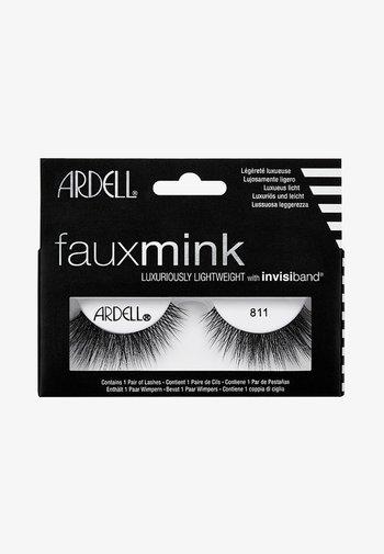 FAUX MINK 811 - False eyelashes - -