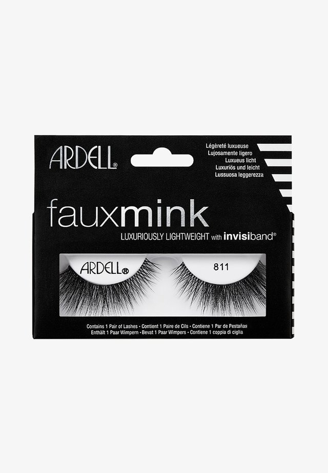 FAUX MINK 811 - False eyelashes - -