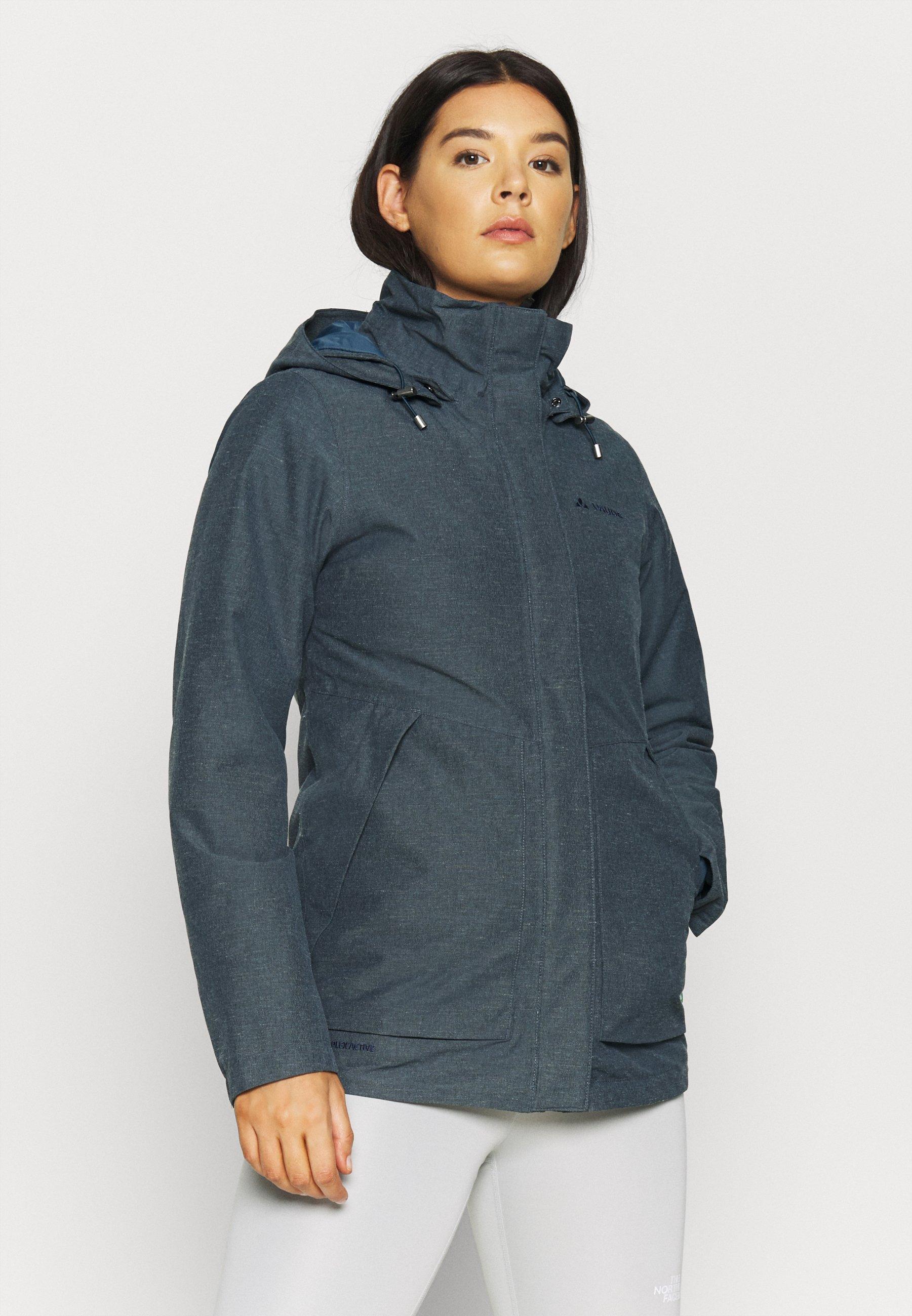 Vaude Wo Limford Jacket II gefütterte Damen-Jacke Kapuze abnehmbar Gr.40//M NEU