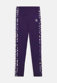 adidas Originals - Legging - dark purple - 0