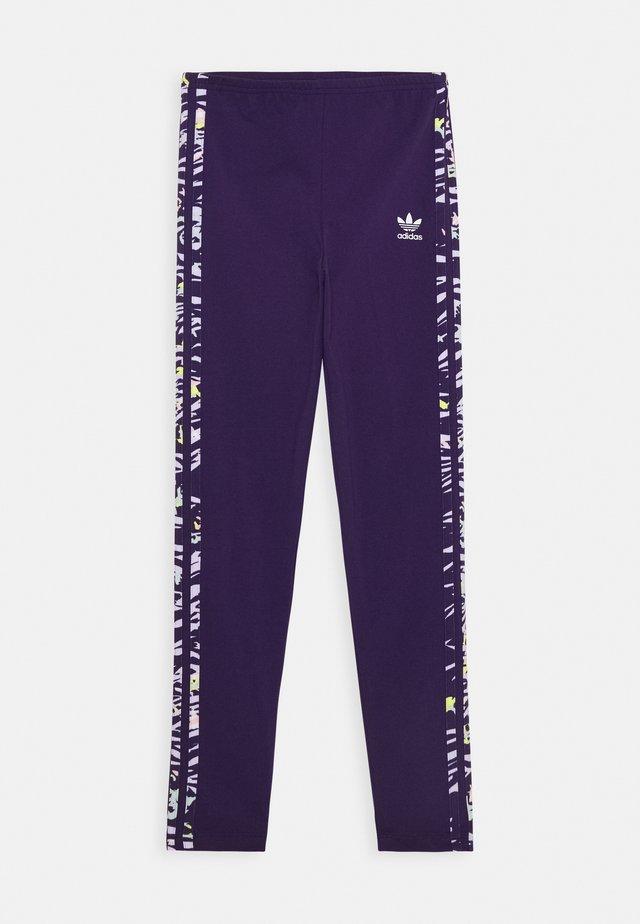 Leggingsit - dark purple