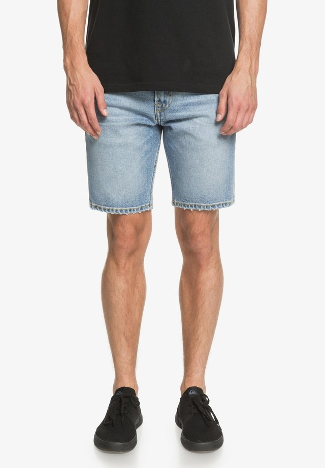 MODERN WAVE SALT WATER - Denim shorts - salt water