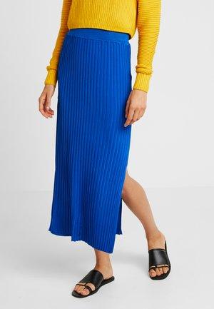 YASRIB ANKLE SKIRT - Jupe longue - princess blue