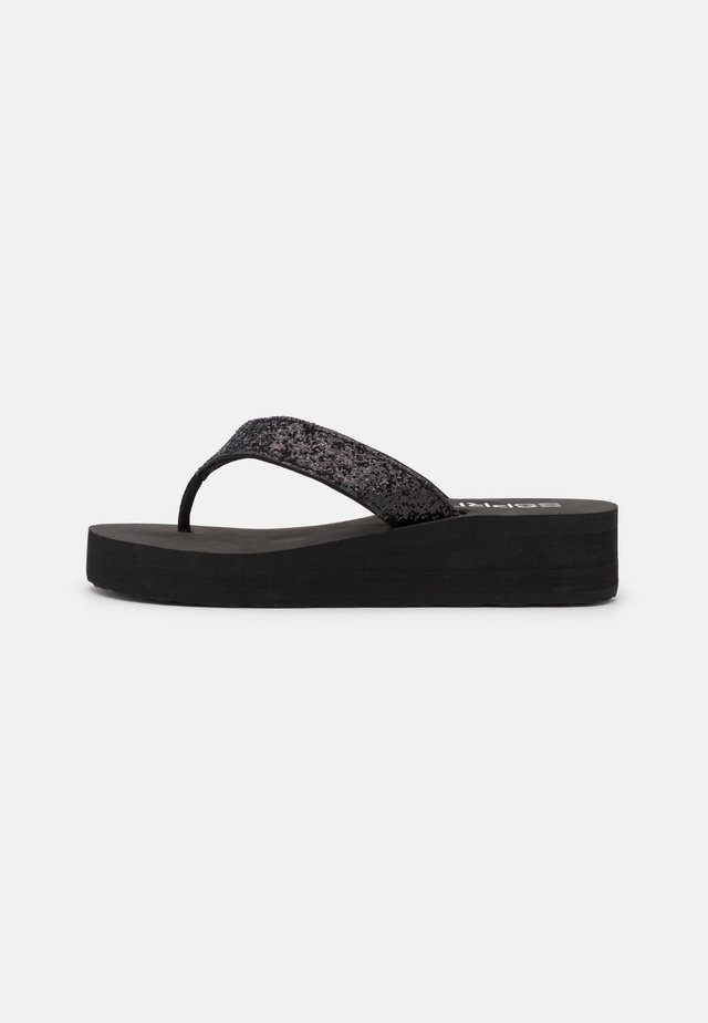 ELLIE PLATHONGS - Infradito - black