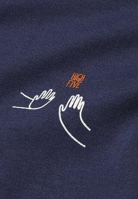 ARMEDANGELS - T-shirt basic - light pacific ink - 5