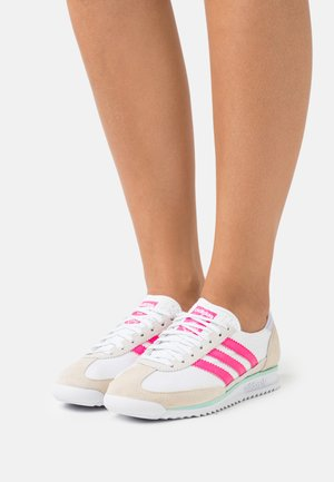 SL 72 - Trainers - footwear white/solar pink/cream white