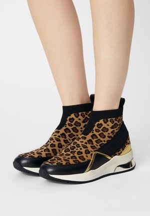 KARLIE - High-top trainers - leopard