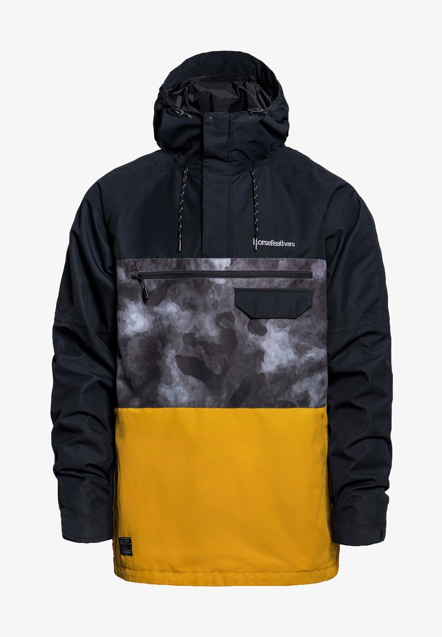 NORMAN - Veste de snowboard - golden yellow