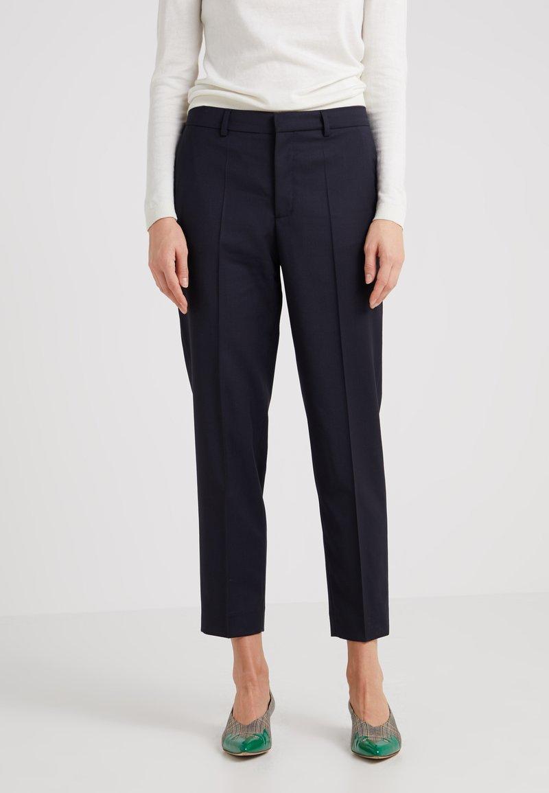 Filippa K - EMMA - Trousers - dark navy