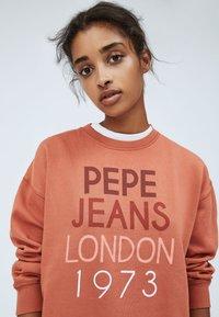 Pepe Jeans - MARTA - Sweatshirt - russet - 3